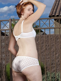 Panty photos - Molly American Duds rude white right arm for In men